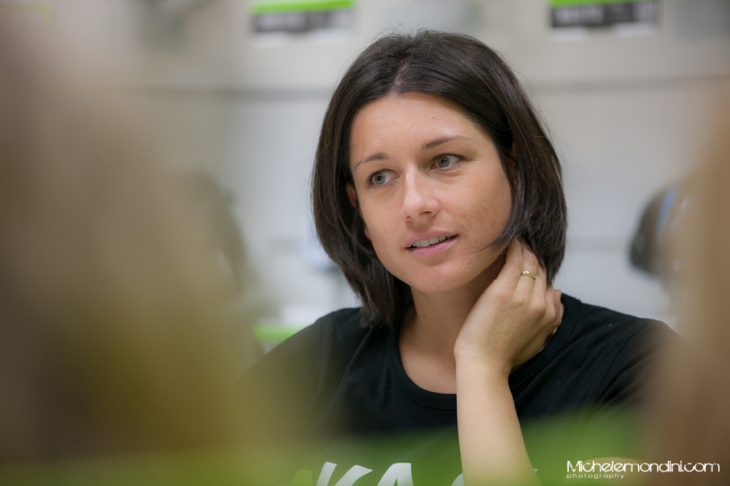 Ylenia Battistello, Sales Manager di KASK - Ph: Michele Mondini
