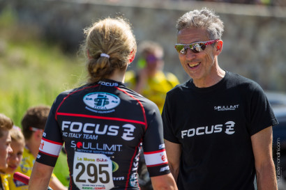 Giovanni Munari, Team manager del Focus Xc Italy Team - Ph: Michele Mondini