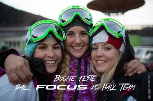 Buone Feste dal Team Focus xc Italy Team